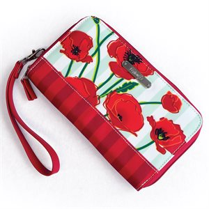 WALLET POPPY LADIES