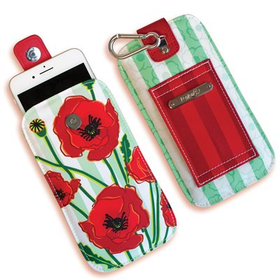CELL PHONE CASE POPPY