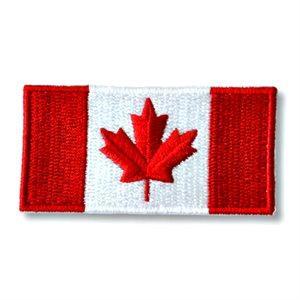 "PATCH CANADA FLAG 1.5"" X 3"""