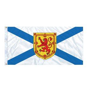 FLAG NOVA SCOTIA 6' X 3' GROMMET (2)