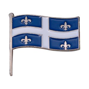 PIN QUEBEC