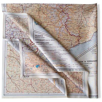 ESCAPE MAP, REPRODUCTION