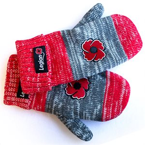 MITTENS POPPY ADULT