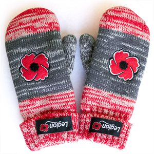 MITTENS POPPY YOUTH