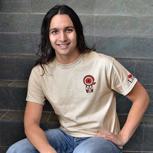 T-SHIRT ABORIGINAL VETERANS