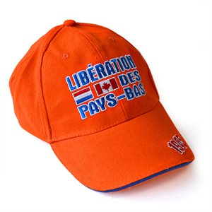 BALL CAP LIBÉRATION DES PAYS-BAS (FRENCH)