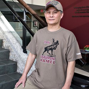 BEAUMONT HAMEL T-SHIRT