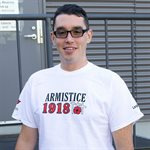 T-SHIRT ARMISTICE SMALL FRENCH